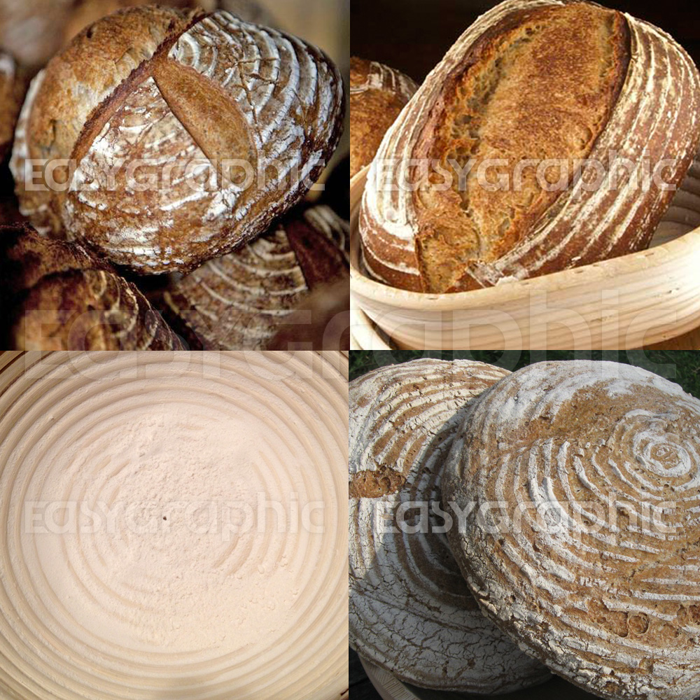 Artisan Bread Proving Baskets 3