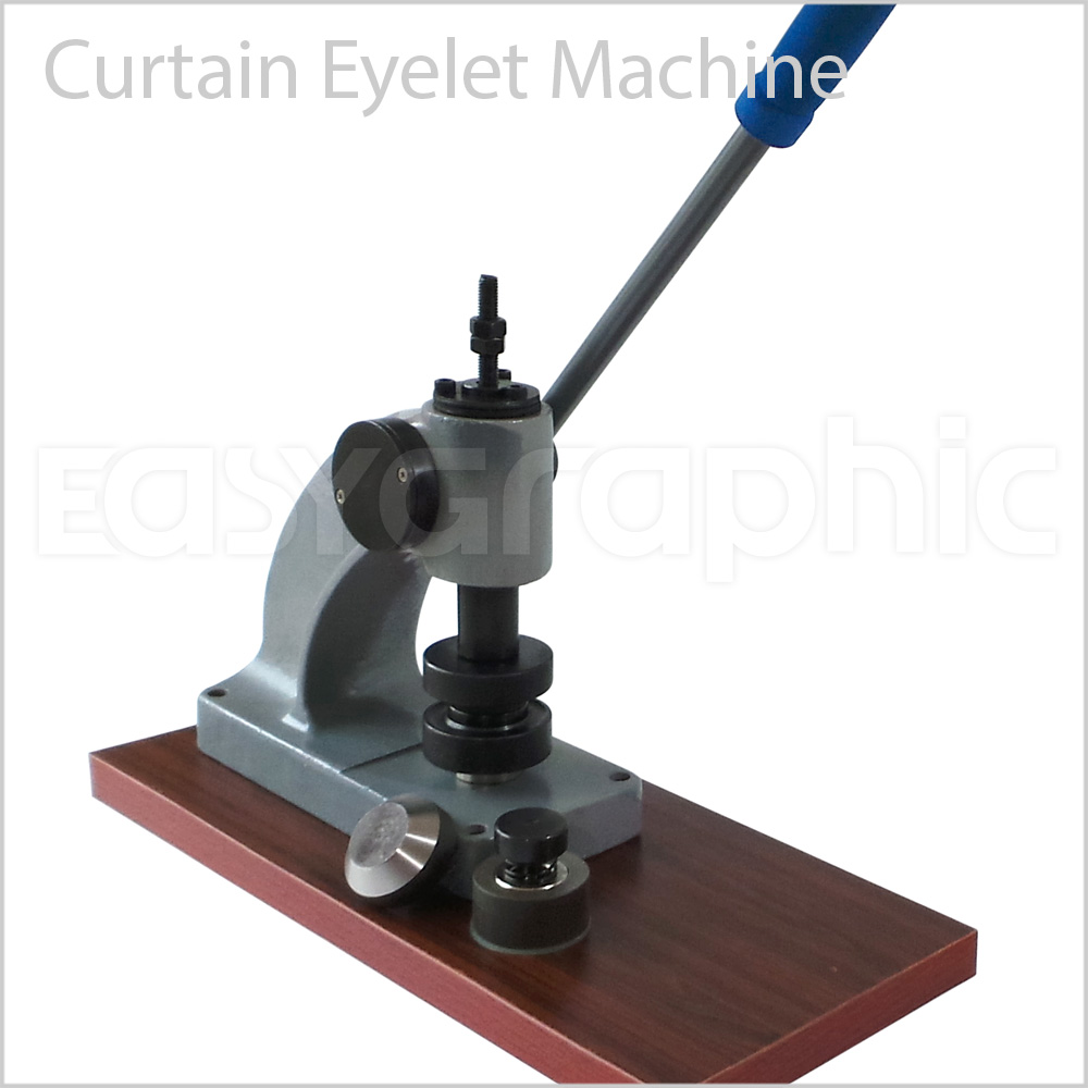 Eyelet Machine For Curtains Homedesignview Co